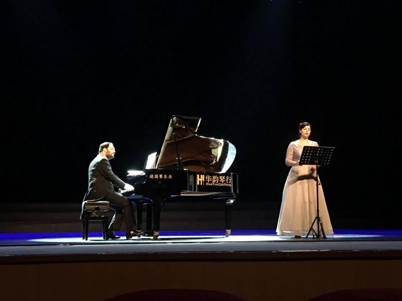 Duo Angela Gandolfo e Roberto Barrali domenica 2 giugno ore 18,00